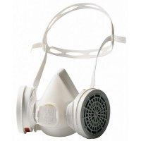 Demi-masque jetable avec filtres A1