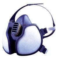 Demi-masque jetable 3M™ Série 4000
