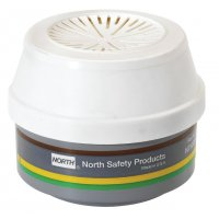 Filtres Easy-Click pour demi-masque à gaz silicone