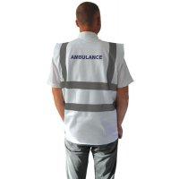 Gilet ambulance