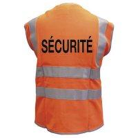 Gilets d'évacuation Sécurité