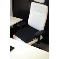 Coussin d'assise Ergodesk pour chaise de bureau