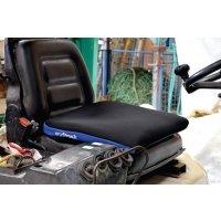 Coussin d'assise Ergotruck pour engins de chantier