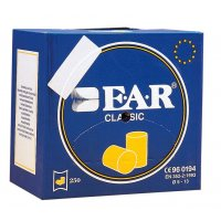 Bouchons d'oreilles EAR 250 paires