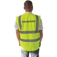 Gilets d'évacuation Evacuation