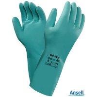 Gants de protection chimique AlphaTec Solvex
