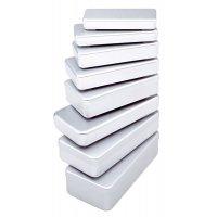 Boîtes de stérilisation aluminium