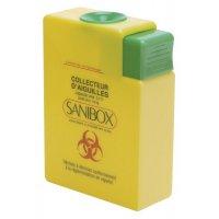Collecteur d'aiguilles Sanibox