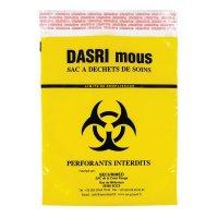 Sachets DASRI déchets de soins à risques infectieux