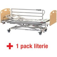 Offre pack lit médicalisé électrique