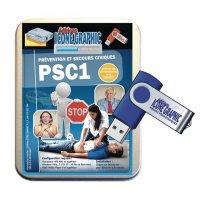 Clé USB Formation PSC1 + EMF