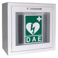 Armoires défibrillateur avec alarme
