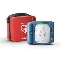 Offre pack défibrillateur HS1 avec housse slim
