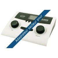 Adaptateur secteur pour audiomètre AS608