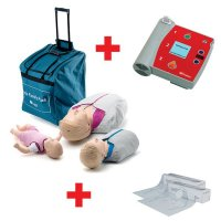 Pack Famille Little QCPR avec défibrillateur Trainer 2