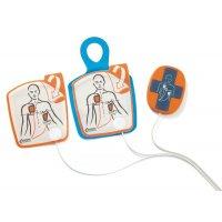 Electrodes défibrillateur Powerheart G5 avec capteur