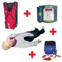 Pack formation secourisme avec Resusci Anne pour RCP et Heimlich