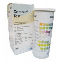 Bandelettes urinaires Combur Test