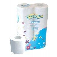 Papier toilette en rouleaux
