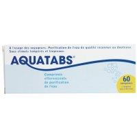 Aquatabs® comprimés de désinfection de l'eau