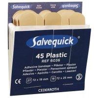 Recharges pansements plastiques Cederroth
