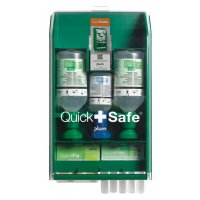 Station lavage oculaire Quick Safe industrie