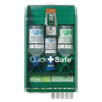 Station lavage oculaire Quick Safe industrie chimique