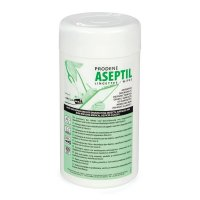 Lingettes désinfectantes Aseptil
