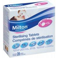 Comprimés de stérilisation Milton