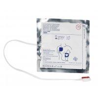 Electrodes adulte pour défibrillateur de formation G3