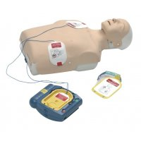Electrodes enfant pour défibrillateur de formation HS1 Trainer