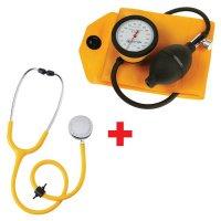 Kit tensiomètre et stéthoscope Spengler cliniques