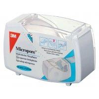 Sparadrap Micropore avec dévidoir hermétique