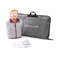 Mannequin de secourisme Little Anne QCPR