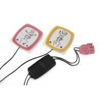Electrodes pédiatriques défibrillateur Lifepak®