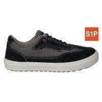 Chaussures de sécurité S1P mixtes Vista grises