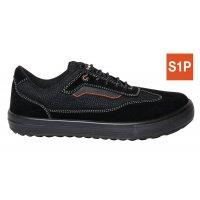 Chaussures de sécurité S1P mixtes Vista noires