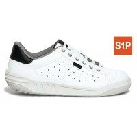 Chaussures de sécurité S1P mixtes Joppa blanches