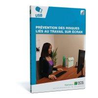 Support de formation Prévention des risques liés au travail sur écran