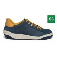 Chaussures de sécurité S3 hommes Jamma bleues