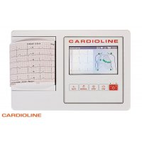ECG Cardioline 100L 6 pistes avec écran tactile
