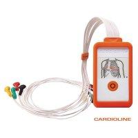 ECG numérique Cardioline HD Touchecg bluetooth 12 pistes