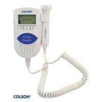 Doppler fœtal Colson Fetascope View avec sonde