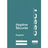 Registre d'Hygiène et de Sécurité au travail