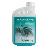 Détergent pré-désinfectant Hexanios G + R