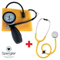 Offre pack stéthoscope et tensiomètre Spengler Clinic®