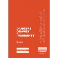 Registre dangers graves et imminents