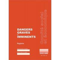 Registre dangers graves et imminents
