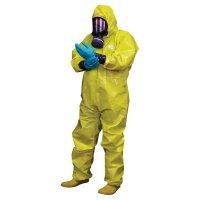 Combinaison protection chimique catégorie 3 type 3, 4, 5