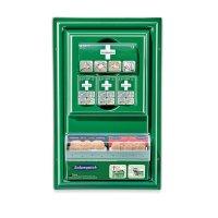 Tableau de premiers secours garni compact